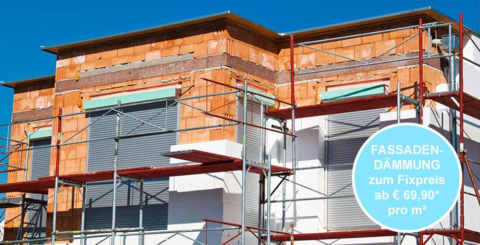 Fassadendämmung Robert Grassler Bau Niederösterreich