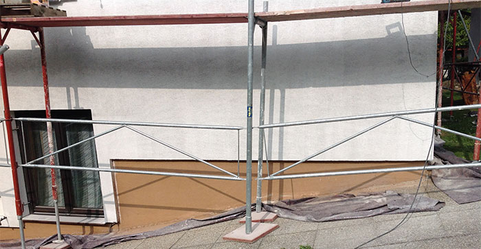 Grassler Fassade Sanierung