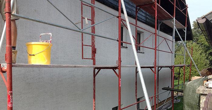 Grassler Fassade Sanieren in Niederösterreich