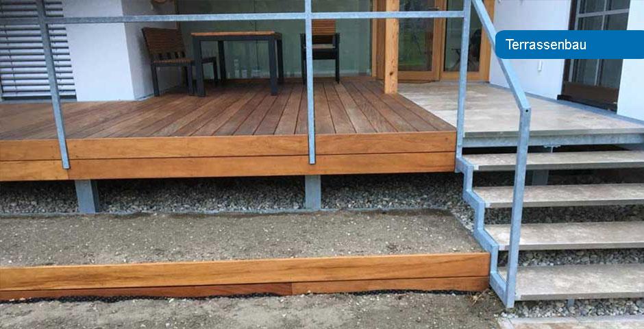 Terrassenbau Robert Grassler Gars am Kamp